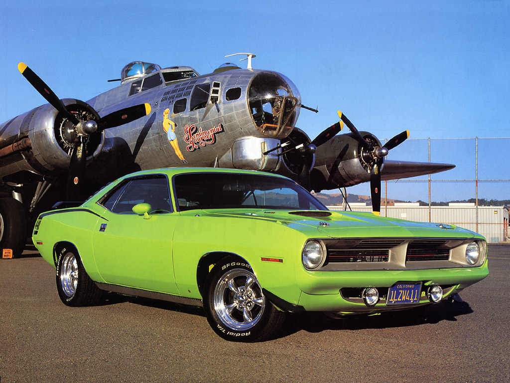 Muscle Cars Were Slow - EPautos - Libertarian Car Talk