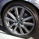 2013 Lexus GS350 F-Sport wheel