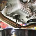 bike oil change lead