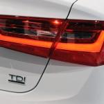 2014 A6 TDI badge