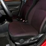 2014 Mirage front seat room