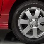 2014 Mirage wheel picture