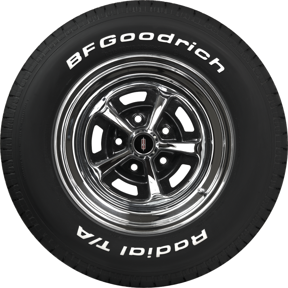 Classic Muscle Car Performance Tire Options Epautos