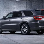 '14 Durango side view