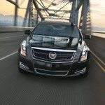 '14 XTS front view