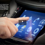 '14 XTS touch screen