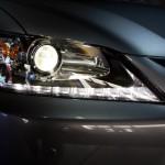 '14 GS 350 headlight detail