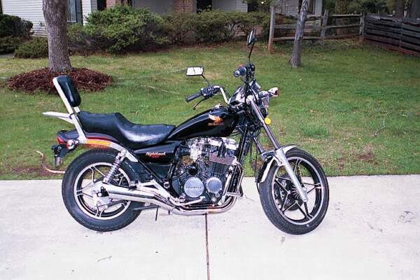 Retro review of the 83 honda nighthawk cb550 print friendly fandeluxe Images