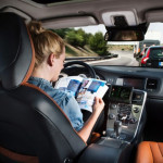 self driving lead