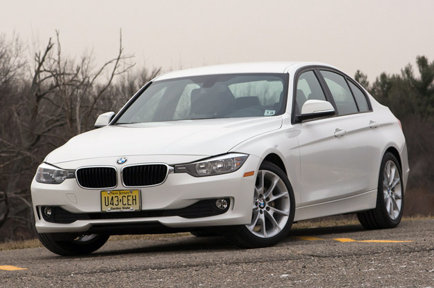 Review Of The BMW I - Bmw 320 i