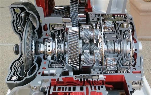 Jeep cherokee 9 speed transmission