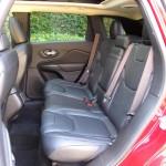 '14 Cherokee back seats