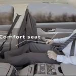 '14 A8 comfort seat
