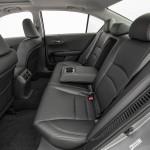 '14 Accord hybrid back seats