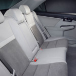 '14 Camry back seat