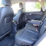 '14 Q5 TDI back seats