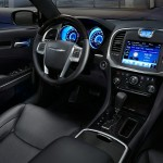 '14 300 interior shot