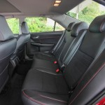 '15 Camry back seats