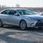 '15 Camry side view