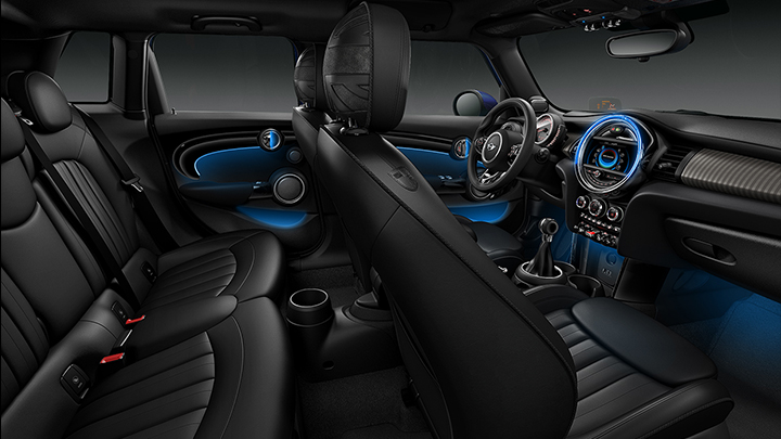 15 Mini Interior Detail Epautos Libertarian Car Talk