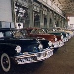 '48 tuckers in a row