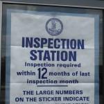 inspection sticker 2