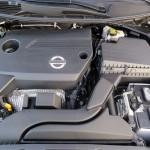 '15 Altima 2.5 engine