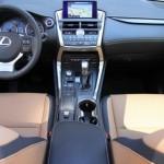 '15 NX200h interior wide