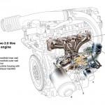 '15 V60 Drive-E engine