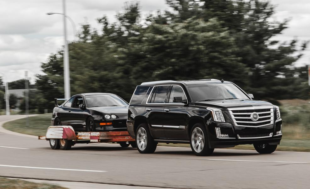 Caddy Towing