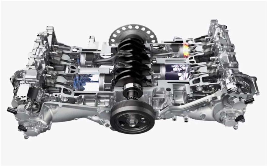 16 xt boxer engine pic epautos libertarian car talk 2.5I Engine Subaru Boxer Engine Timing Chain Subaru Boxer Engine History