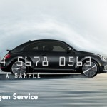 VW card pic