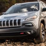 '16 Cherokee off-road