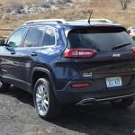 '16 Cherokee rearview
