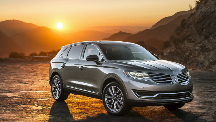 2016 Lincoln MKX - EPautos - Libertarian Car Talk