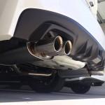 '16 WRX exhaust tips