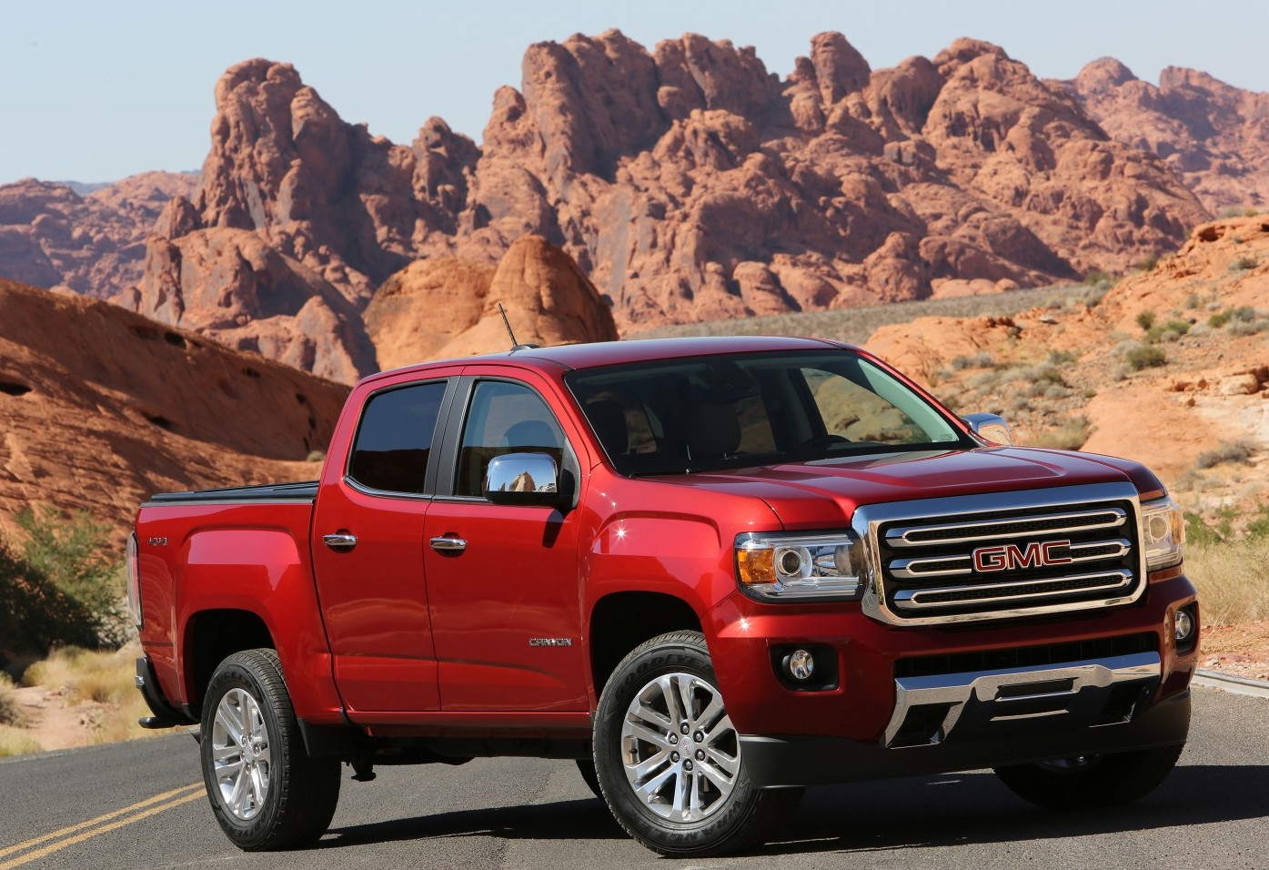 2016 Gmc Canyon Diesel Epautos Libertarian Car Talk