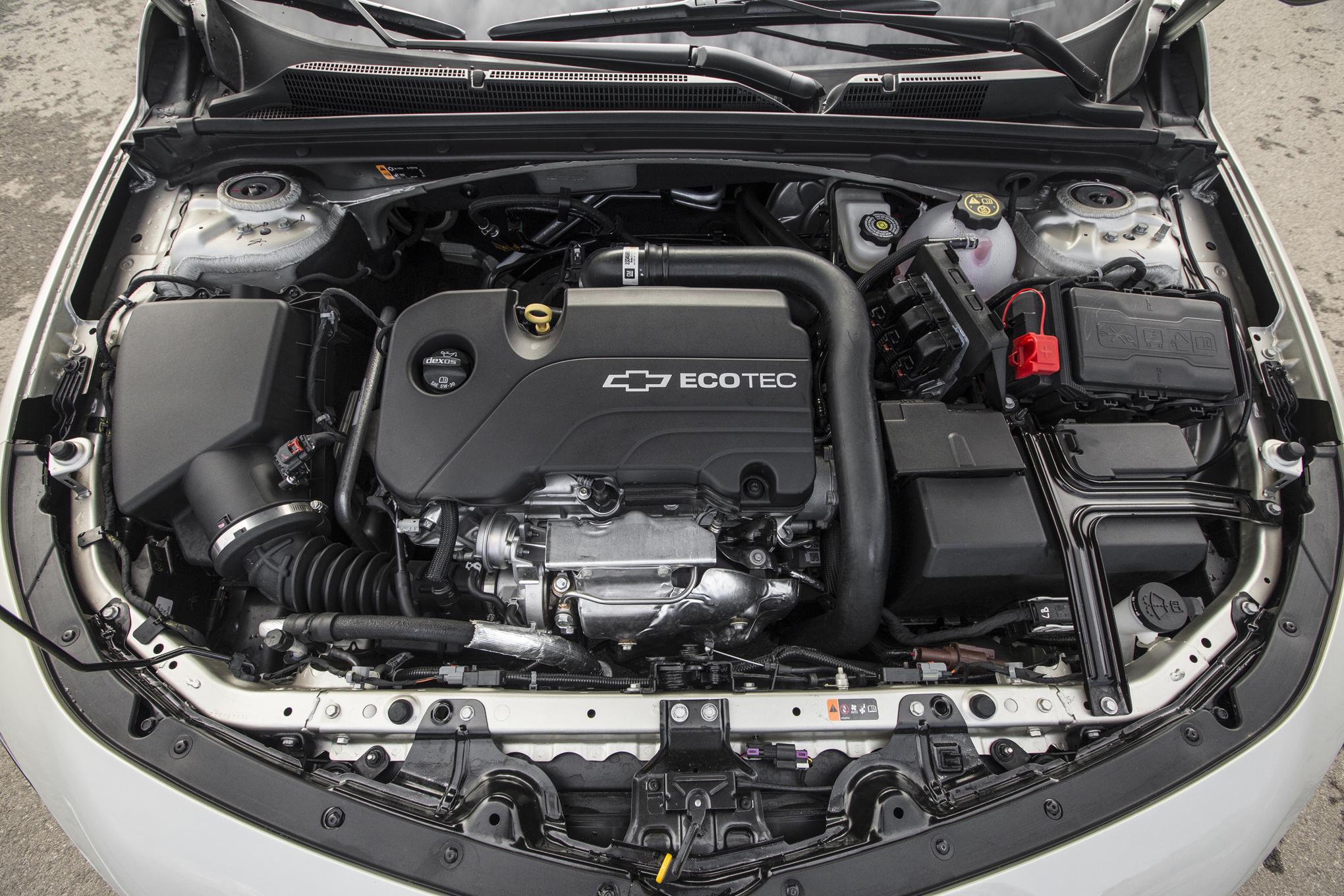 16 Malibu 1 5 Engine