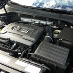 '16 Golf R engine 1