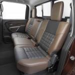 '16 Titan back seat