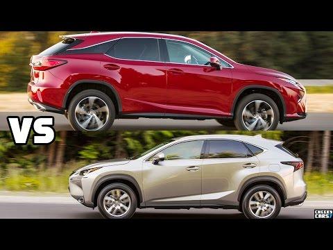 Lexus Nx Vs Rx >> 16 Nx Vs Rx Epautos Libertarian Car Talk