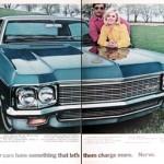 '70 Impala ad