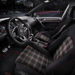 '17 GTI interior