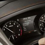 '18 G80 gauges detail