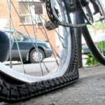 tire flat