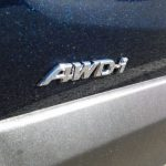 '18 AWD badge