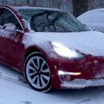 Tesla winter