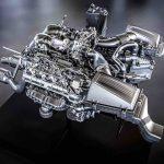 Moteur Mercedes AMG V8 4.0 litres bi-turbo