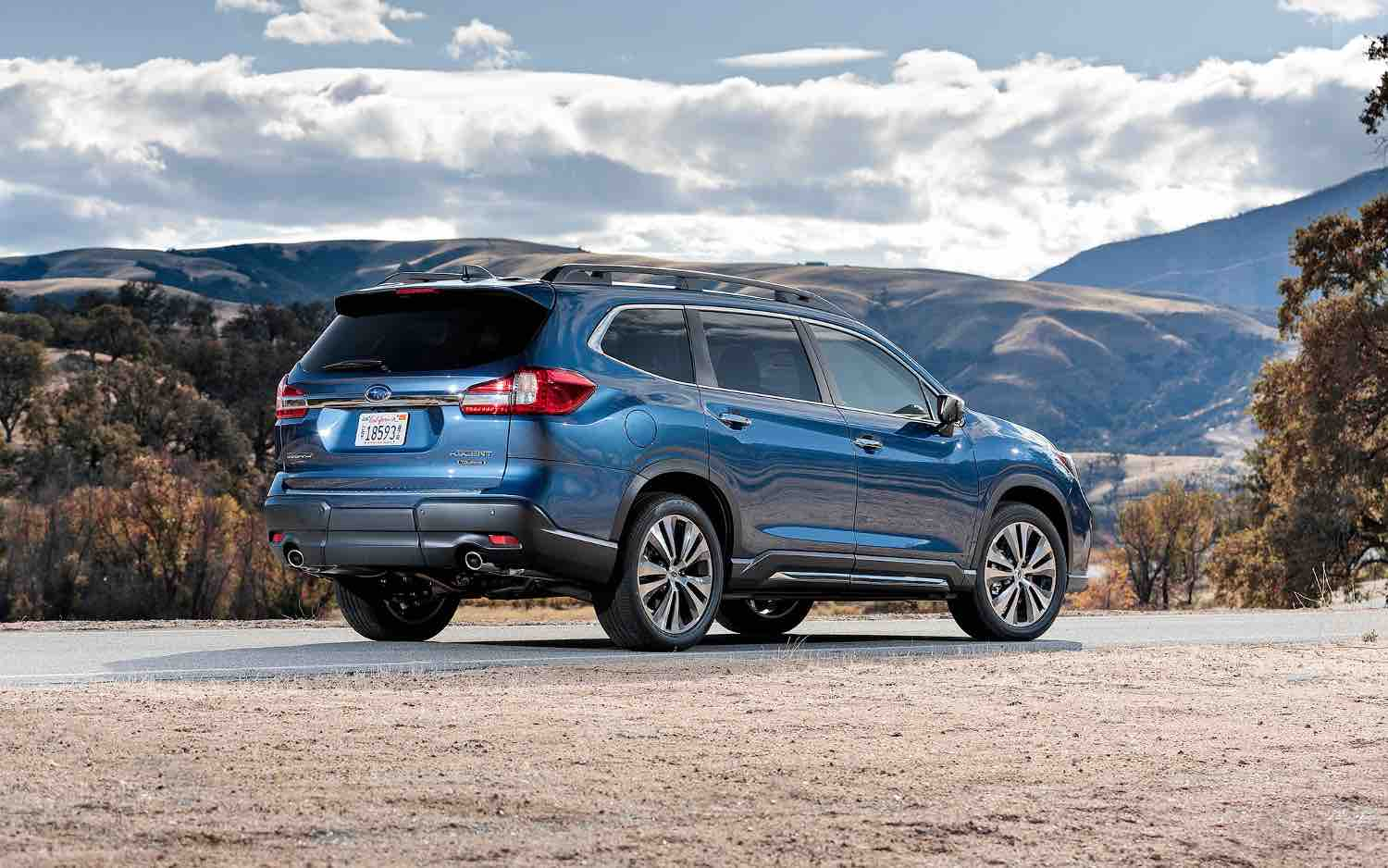 2019 Subaru Ascent 8 Seater (Tribeca Replacement SUV): Review, Price >> 2019 Subaru Ascent Epautos Libertarian Car Talk