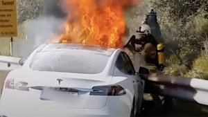 Tesla Fire 300x169 - The Never-Ending Crucifixion